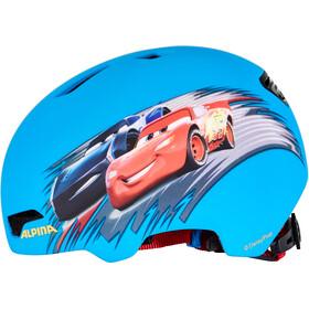 Alpina Hackney Disney Casco Bambino, Cars